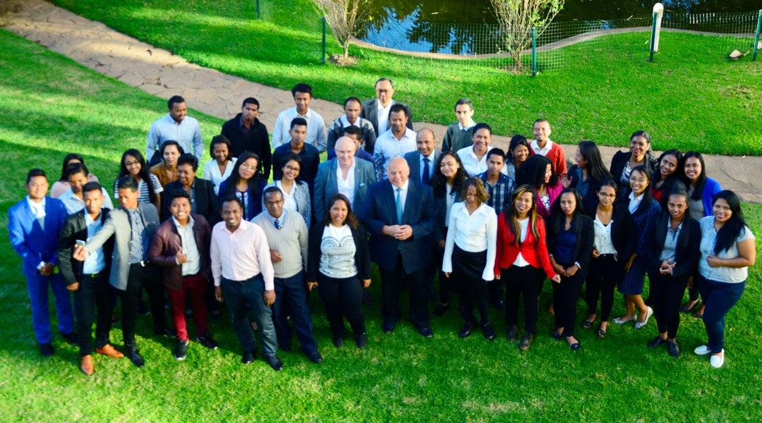 Equipe COSOURCING BPO Comptabilité à MADAGASCAR