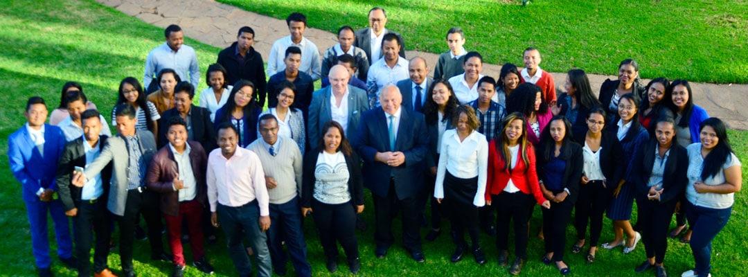 Equipe COSOURCING BPO Compabilité à Madagascar